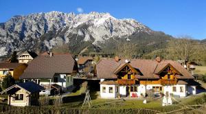 Das Haus Reinbacher mit seinen Ferienwohnungen in Gröbming